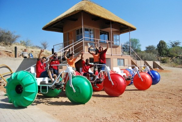 Aqua-Cycle™ Water Tricycles around the world