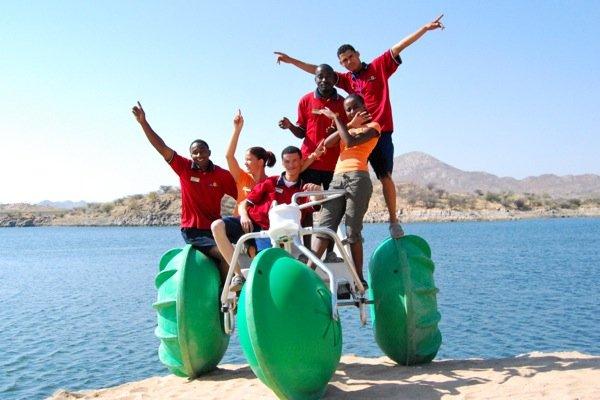 Aqua-Cycle™ Water Trikes around the world
