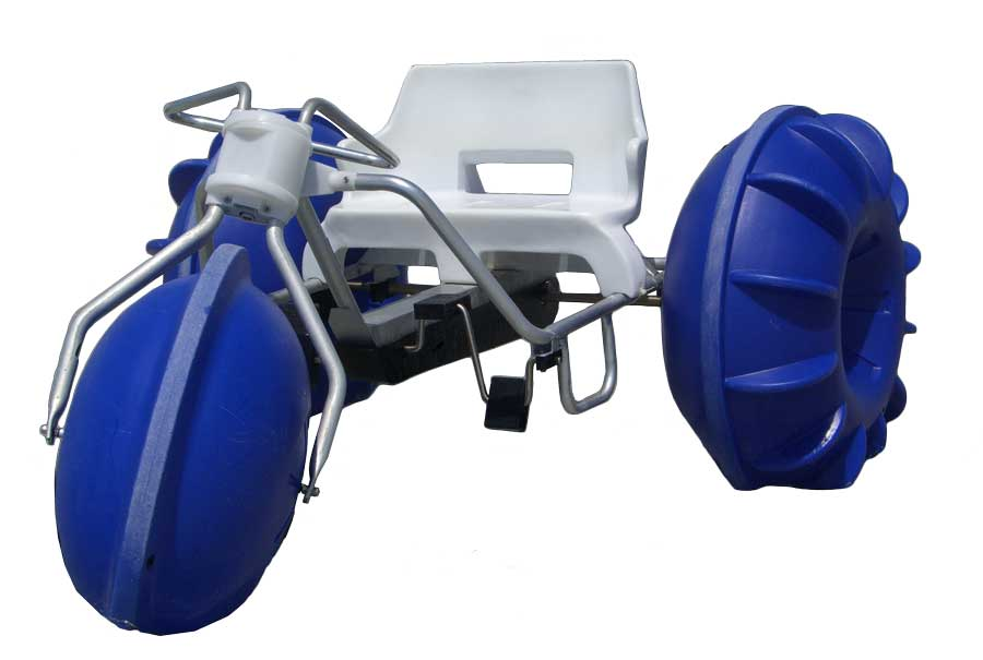 Aqua-Cycles or Water Trike